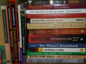 And some more books on writing...
