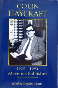 Colin Haycraft - Maverick Publisher.
